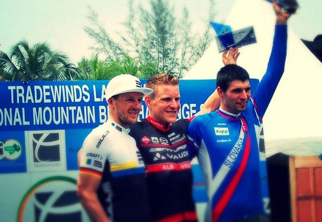 Genze siegte in Langkawi © Team Centurion-Vaude