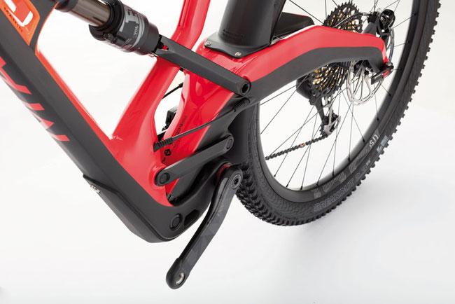 """Das Marin Wolf Ridge 9 ein tolles 29""""- Carbon-Enduro, ein besonders leichtfüßiges Bike."""