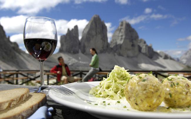 Gastronomie und Panorama stimmen © Rier.jpg