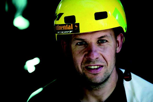 Marco Hösel ist sechsfacher Trial-Weltmeister