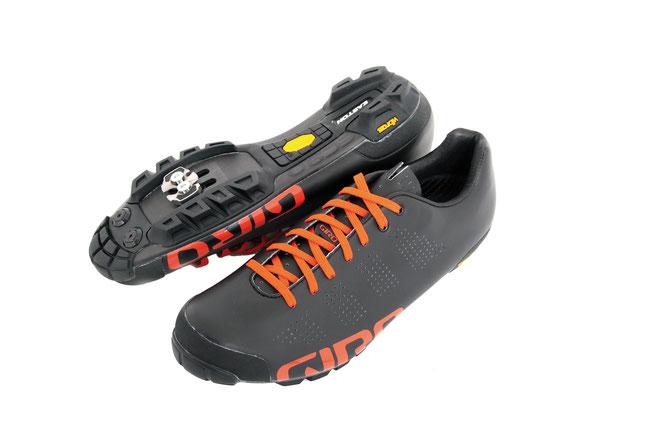 Giro Empire VR90: MTB-Schuhe mit Schnürsenkeln