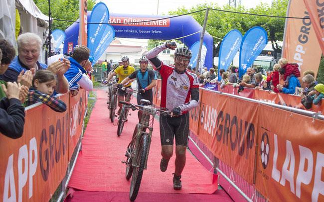 Am 26. Juli 2015 dreht sich die Megathlon-Welt wieder um Radolfzell © Sauser Sport & Event Management