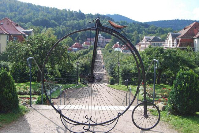 200 Jahre Fahrrad – von der Laufmaschine bis zum High-Tech-Bike