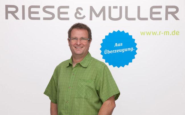 Uwe Lehnert © Riese & Müller