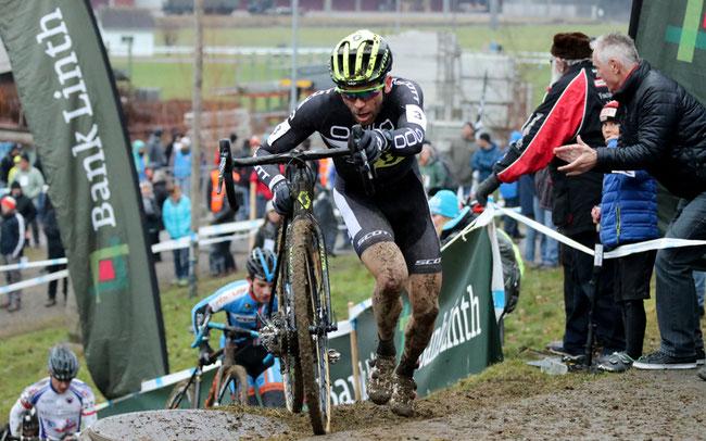 Marcel Wildhaber dominierte © radsportphoto.net/Steffen Müssiggang