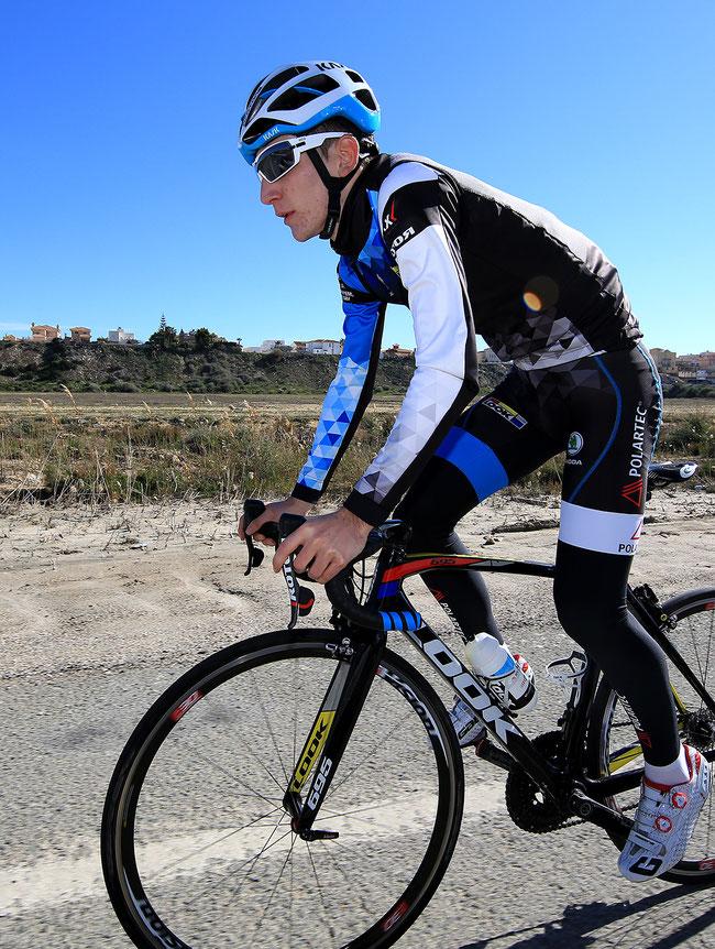 """Polartec und das Cycling Team """"Fundación Contador"""" verlängern ihre Partnerschaft"""