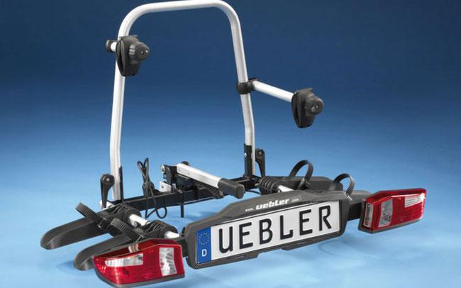 Uebler Fahrradträger der F-Klasse ©Uebler GmbH