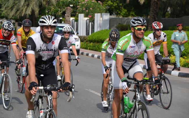 Mike Kluge ist Begleiter auf den Touren ©Cycling Holidays ME