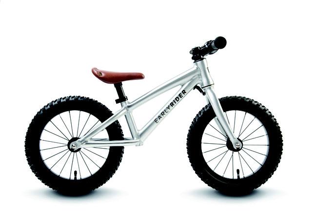 3,5 Kilo leicht und 239 Euro teuer ist der Early Rider.