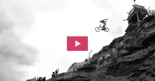 Rampage Vet Kyle Strait Charges Down a Steep Exposed Line | GoPro View