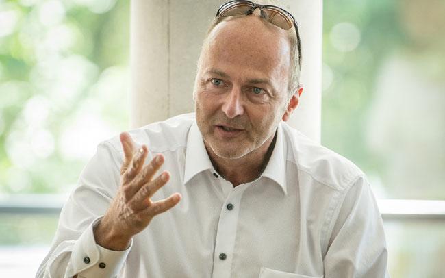 Martin Wolf, Generalsekretär des Bund Deutscher Radfahrer © Armin M. Küstenbrück/EGO Promotion