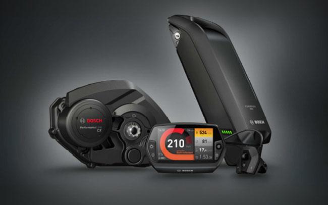 Performance Line CX: für sportive eBiker entwickelt und ideal für den Offroad- Einsatz ©Bosch eBike-Systems