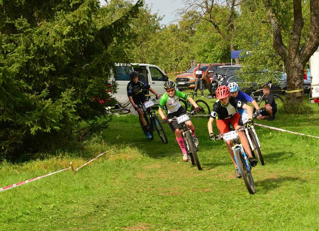 Erste Deutsche Schülermeisterschaft MTB erfolgreich gestartet