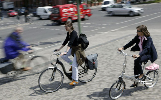 Fahrradfreundliche Städte in ganz Rheinland-Pfalz: Dafür wünscht sich der ADFC mehr engagierte Fahrradbeauftragte mit Befugnissen © ADFC/Julia Baier