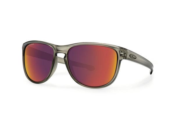 Die Silver R mit runden Gläsern