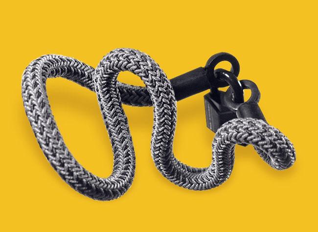 tex–lock – das textilbasierte, flexible Fahrradschloss