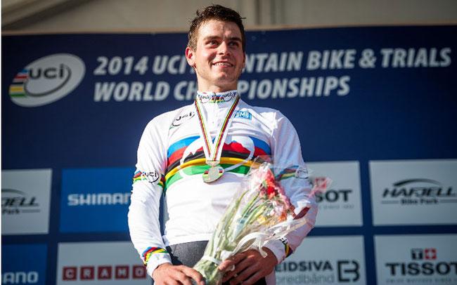 Michiel van der Heijden © 2014 SCOTT Sports SA