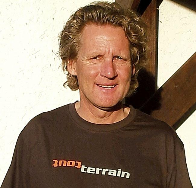 Zum 1. Juli 2016 hat Dirk Dambier die Vertriebsleitung bei tout terrain übernommen.