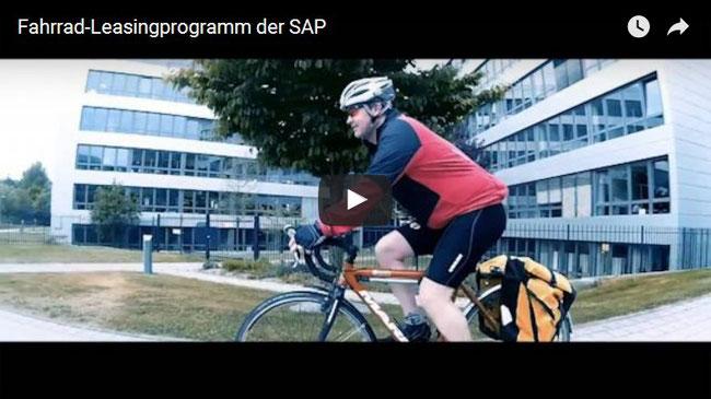 Der IT-Konzern SAP erweitert seine Dienstwagenregelung um ein umfassendes Programm für Fahrräder.