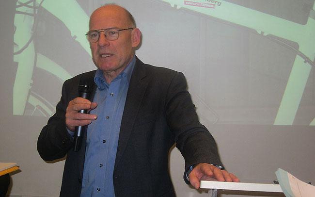 Minister Winfried Hermann © MVI