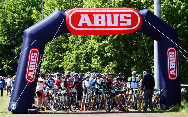 Start zum ABUS-Ruhrbike-Marathon © Veranstalter