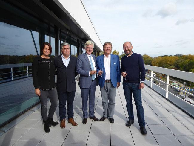 Confederation of the European Bicycle Industry (CONEBI) einen neuen Vorstand gewählt