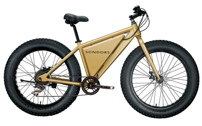Sondors: Kult-E-Bikes aus den USA kommen nach Deutschland