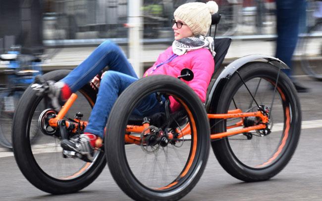 Fat-Trike © Spezialradmesse