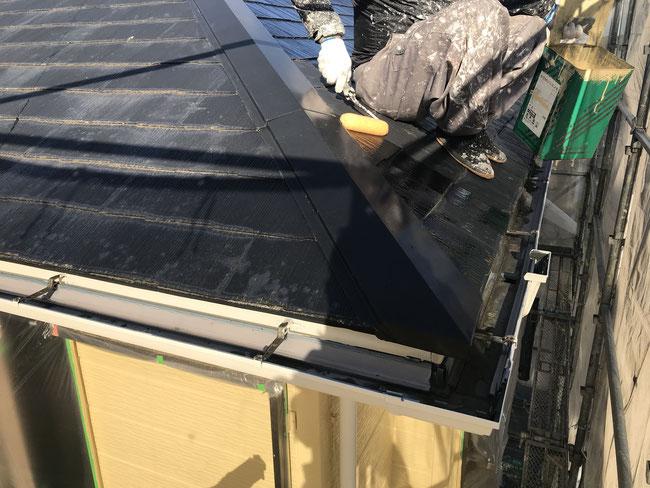 屋根塗装シーラー