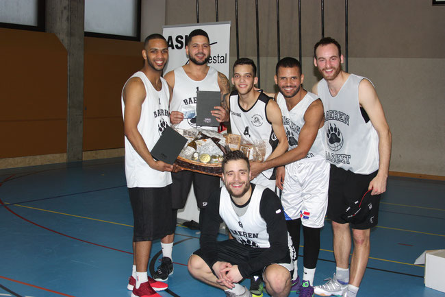 "Turniersieger Basketball ""Filipino Basketballclub I"""