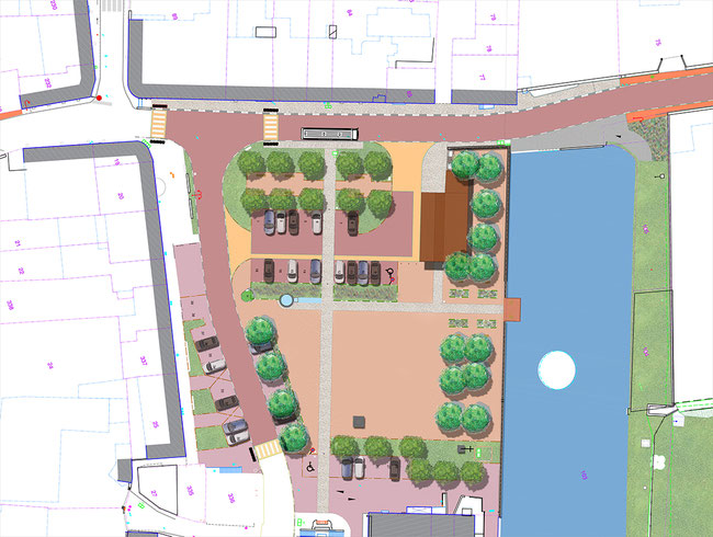 atelier du ginkgo : bureau d'études en paysage et urbanisme #Roanne