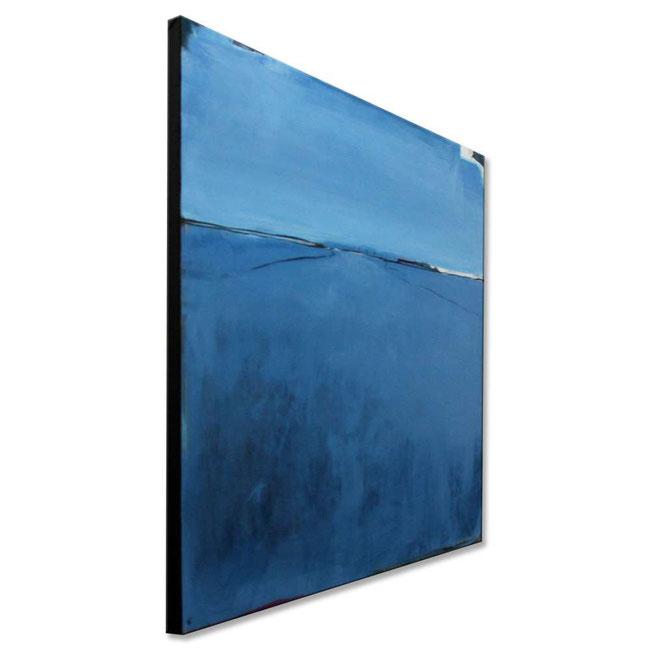 blaue Bilder Gemälde