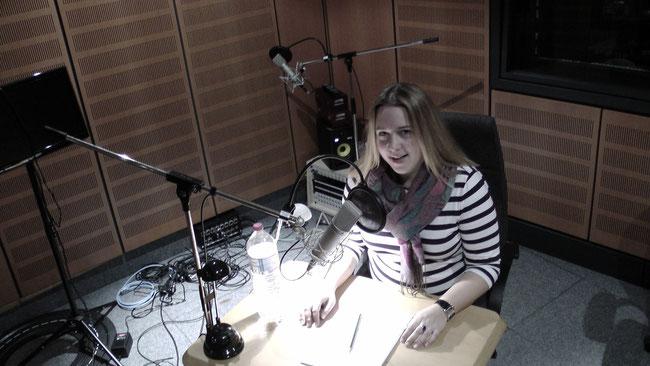 Radiowerbung - geht ins Ohr....
