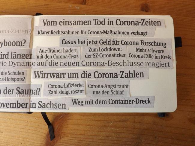 Corona-Worte II