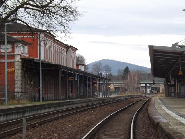 Bahnhof Löbau