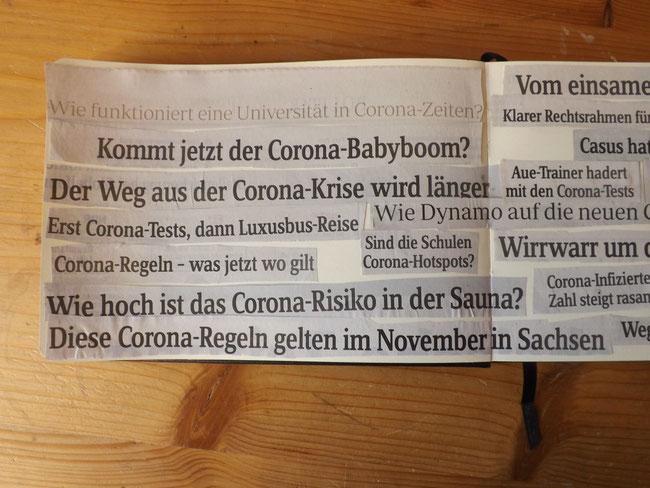 Corona-Worte I
