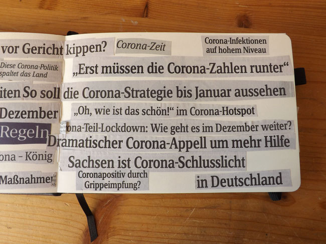 Corona-Worte IV