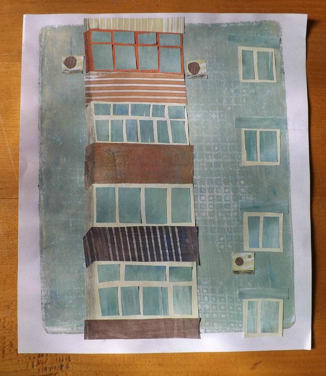 Taganrog - individuelle Balkonlösungen