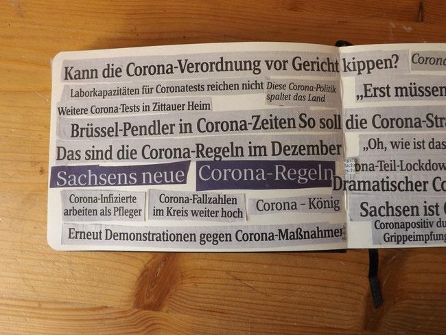 Corona-Worte III