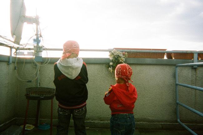 Fotoprojekt Berlin und Ich / © Sophie Narr