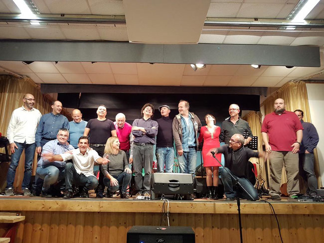 Protagonisti del progetto corale Liberi di Cantare