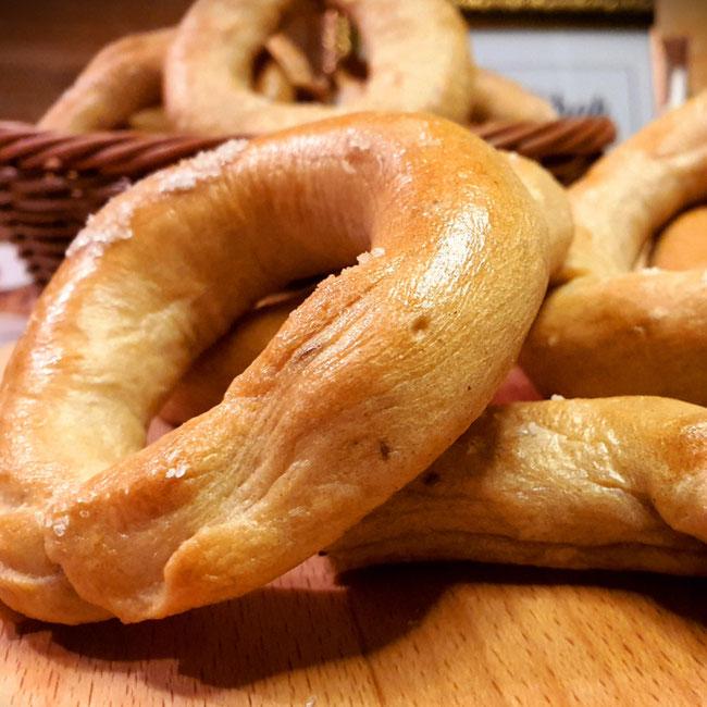 Ausseer Beigl – Fastenbrezen aus dem Salzkammergut