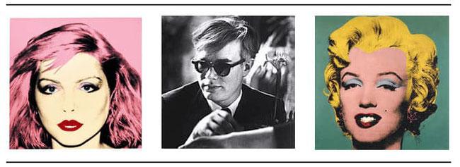 Peintures Warhol