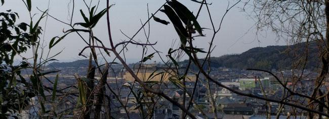 後円部墳頂から三輪山や箸墓古墳を見る事ができるようになりました。