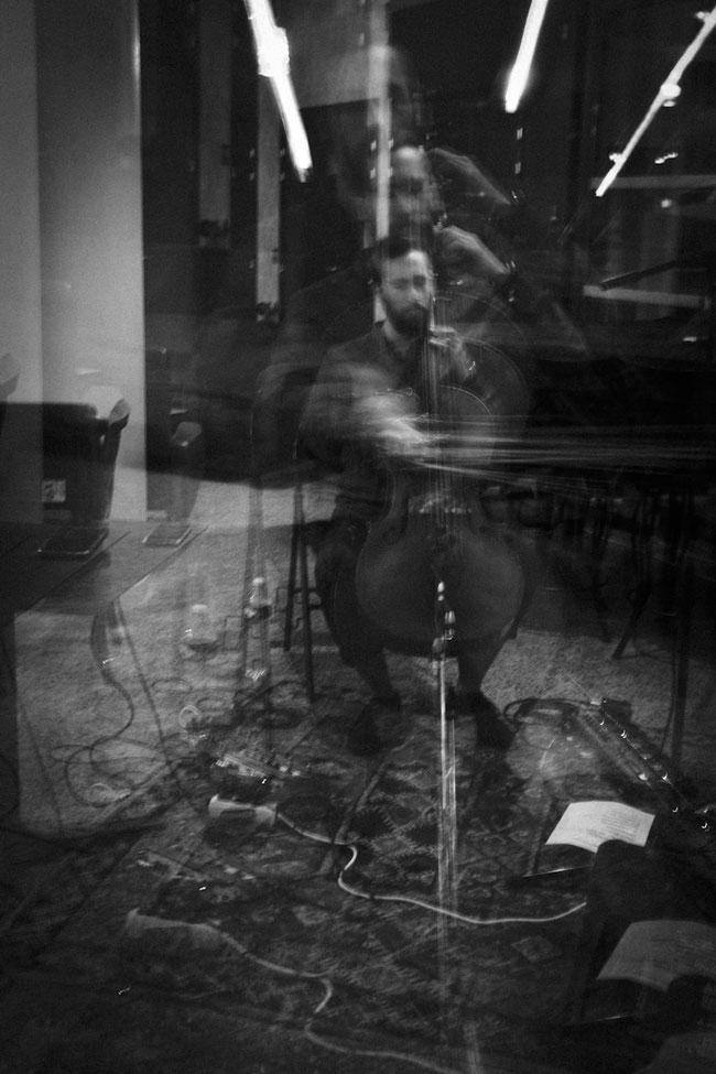 Jazz, piano et contrebasse, Rodolphe Labrador© 2015