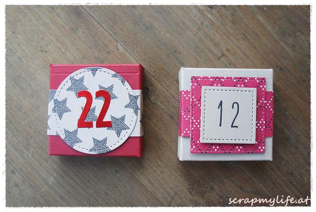 stampin up - weihnachten - DP gemütliche weihnachten - stitched shapes framelits