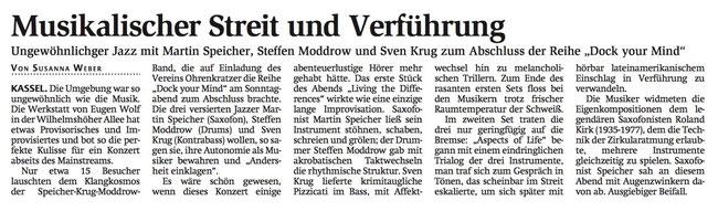 Artikel HNA Trio Speicher, Krug, Moddrow