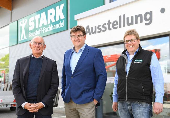 Udo Bohnerth, Christian Stark, Michael Stark // Fotograf: Michael Kienzler