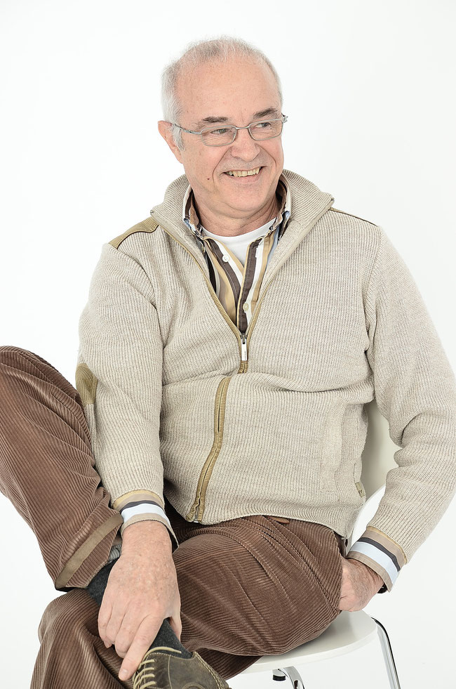 Komiker Reto Müller ganz privat