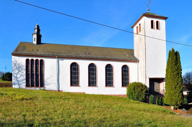 Filialkirche Oberzerf
